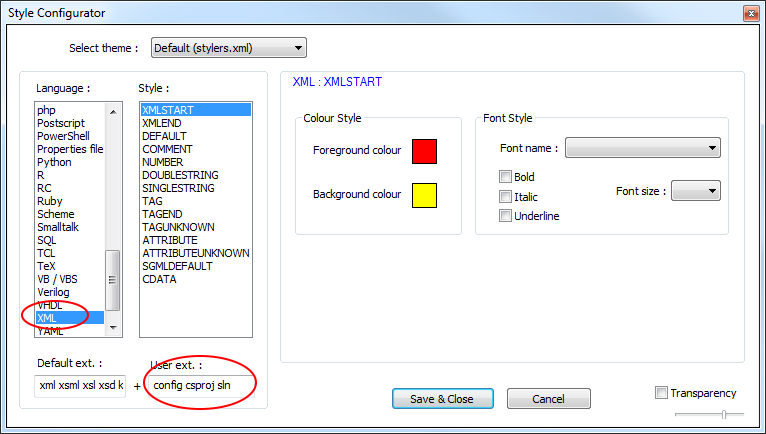 Configure XML formatting in Notepad++ | Passion for Coding
